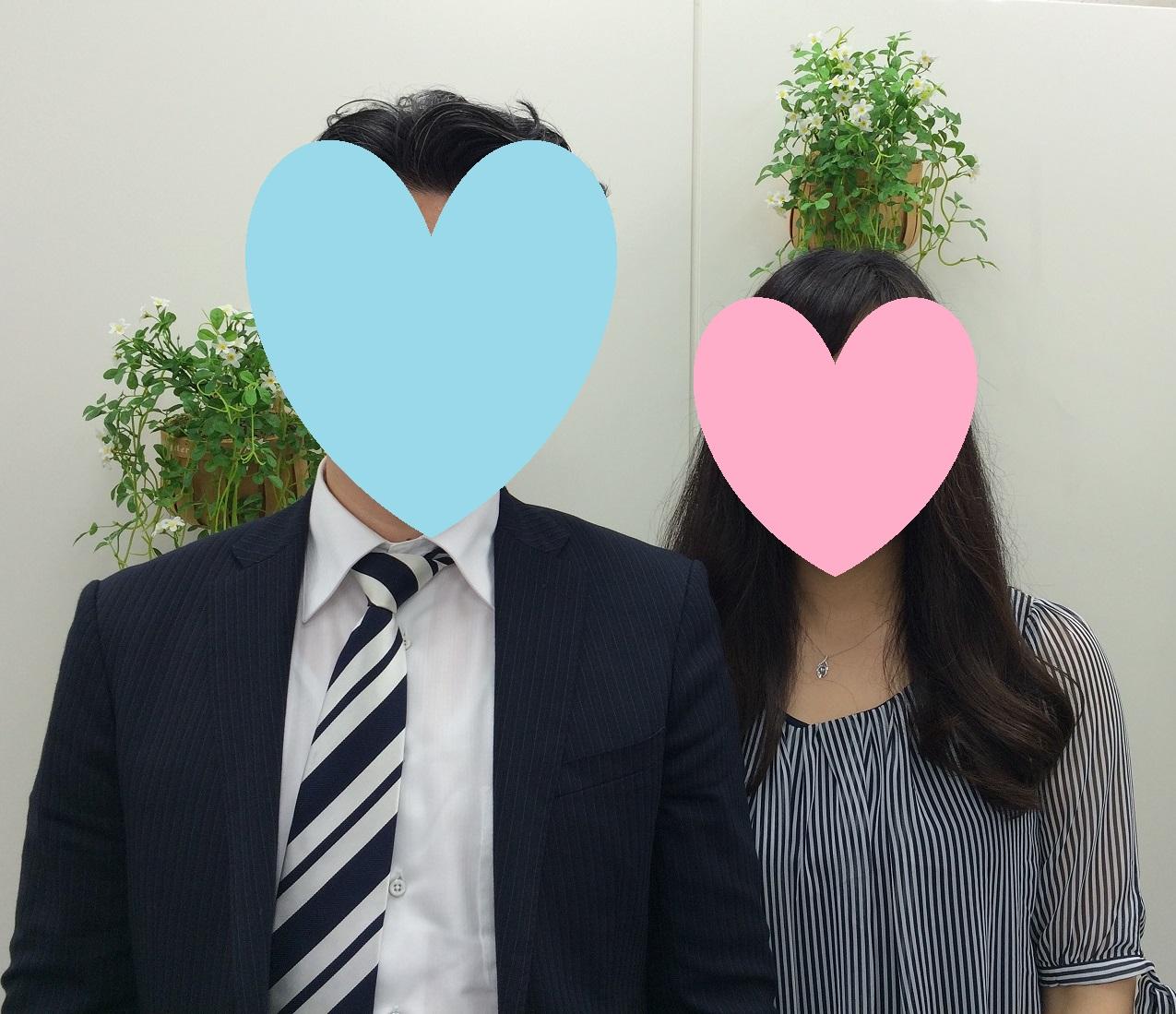 鈴木敦美様成婚退会写真