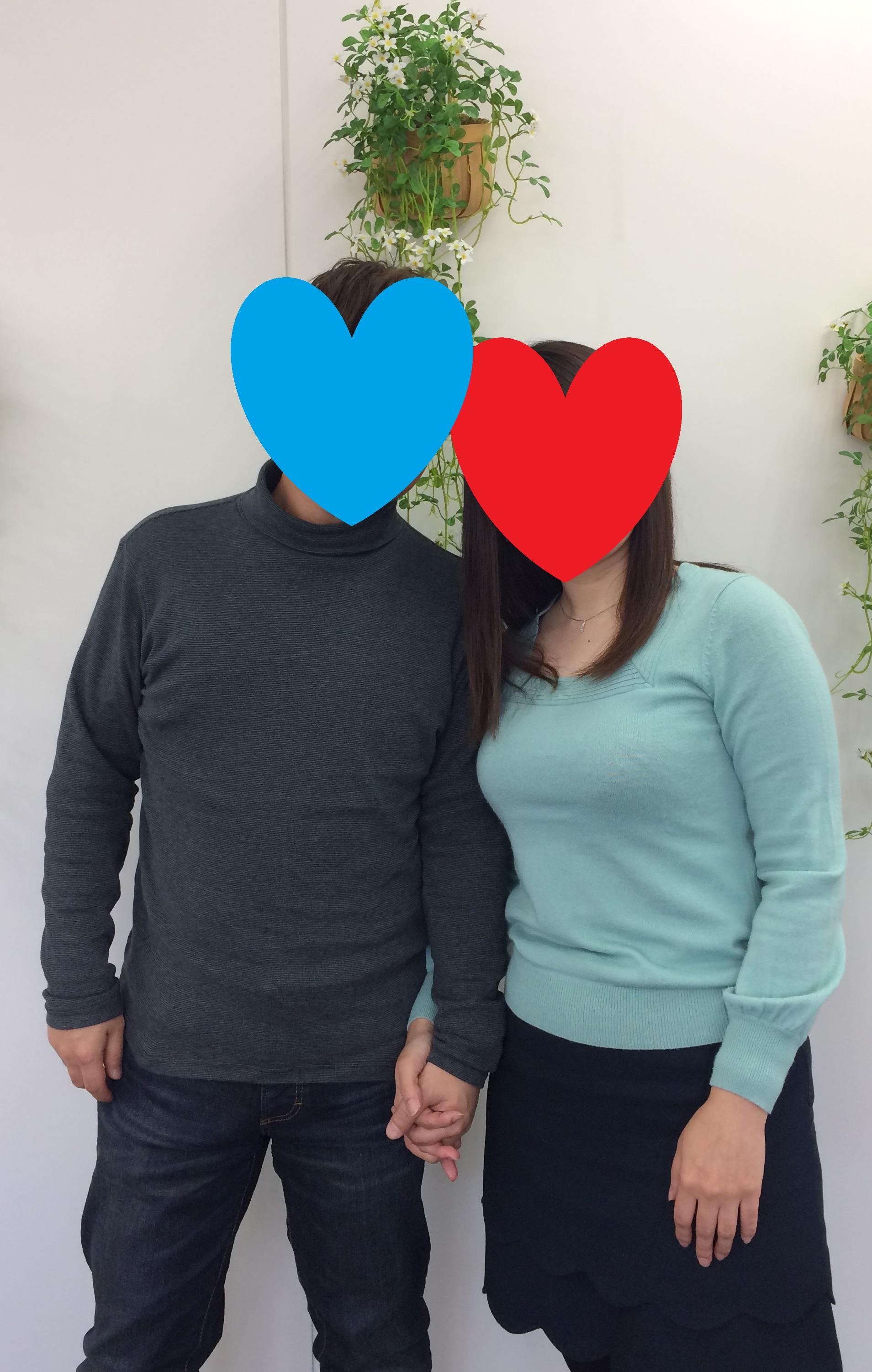 藤井様&古尾谷様成婚